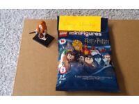 New Sealed Ginny Weasley Lego Harry Potter Series 2 CMF Minifig Minifigure Mini Figure 71028 Custom