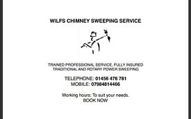 Chimney Sweep - Drumnadrochit and Surrounding Area - Wilf's Chimney Sweeping £50 - No hidden extras
