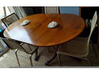 Vintage dining table- MUST GO BY Sunday (28/08)