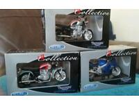 Collectable motorcycles