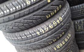 "195/65/15-205/55""16-215/60/16-205/60/16 - 6/8mm wholesale part worn tyres"