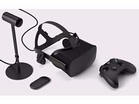 Oculus rift with touch controllers, only 1 month old