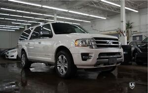 2017 Ford Expedition Max Platinum  $379*