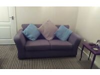 3 SEATER SETTEE 2 SEATER SETTEE AND ARMCHAIR FROM M/S 3 YEARS OLD £300.00 ono