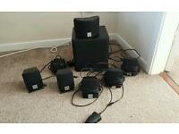 6.1 creative sound system