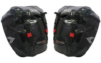Gepäckträgertasche Fahrradtasche M-Wave Suburban Carry Gepäckträger Tasche 25l