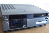 Sony SL-C6UB Mk 2 Video Recorder