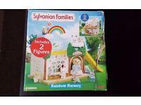 Sylvanian Families - Rainbow Nursery and Rocking Horse