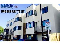 Stunning Penthouse Two Bedroom Flat Available to Let in Croydon (Part DSS Welcome)