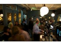 Bar/Floor staff required for full time postion