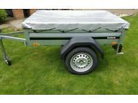 Car trailer 1150 Brenderup
