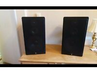 Canton Karat 960 Speakers Pair,Very Powerful Solid Speakers