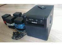 Polaroid 5.1 Home Speaker System