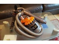 DYSON DC22 BAGLESS HOOVER WITH TOOLS