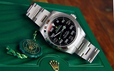 Rolex Air-King 40mm Oyster Perpetual in Superalloy 904L Stainless Steel 116900