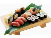 Japanese Restaurant Staff - Supervisor / Waiters / Sushi Maker / Delivery Drivers (East Kilbride)