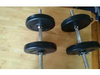 TNP Accessories Dumbbell Weights