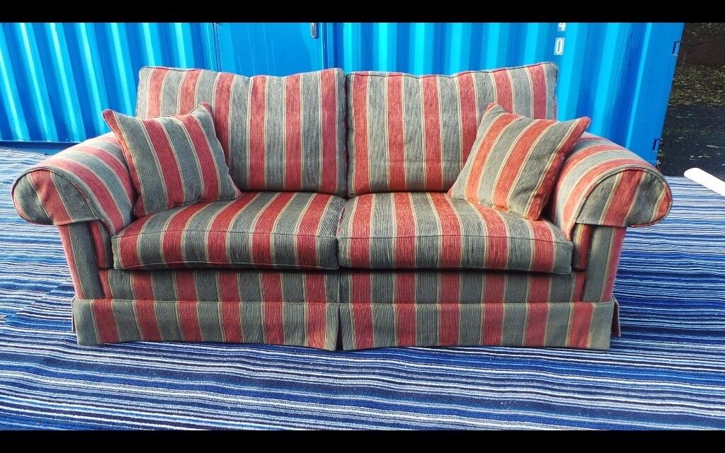 Designer handmade DURESTA Large seater sofa RRP £3000 Delivery Available