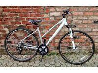 As new small ladies mountain bike