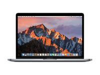 "Apple MacBook Pro 13"" Laptop, 128GB - MPXQ2B/A - (June, 2017, Space Grey)"