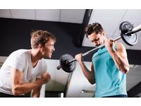 looking for male friendly personal trainer/ gym fit man as workout buddy & more