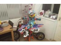 cobra 50 not ktm pw crf