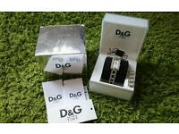 D&G ladies watch