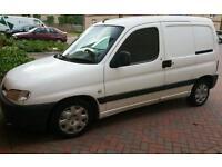 Peugeot partner 800 LX Diesel van