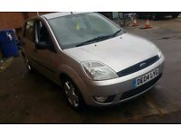 Ford Fiesta 1.4 Flame Limited Edition 5dr full sh 11 months mot ideal first car ��750