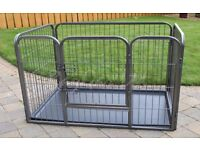 Heavy Duty Dog Cages