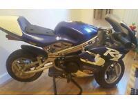 yamaha r1 mini moto