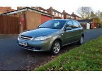 Chevrolet Lacetti 2009 1.6 Petrol 11 Months MOT Very Low Mileage 34K Miles
