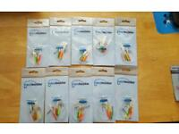 Sea fishing lures