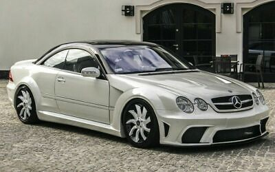 Karosserie-Kit MERCEDES BENZ CL W215 BLACK SERIES FULL BODY KIT