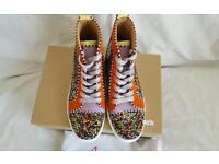 Christian Louboutin ladies trainers great for a gift