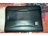 Black Folio Briefcase