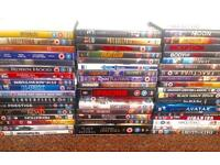 DVD movie collection 58 hit titles