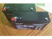 Youlee Kids electric car battery only 12V ....