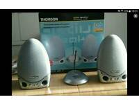 Thomson Wireless Stereo Speakers