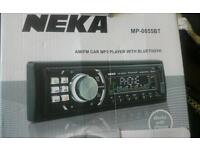 Bluetooth/usb/sd car stereo