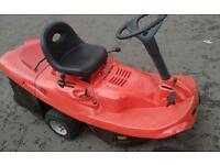 Champion ride on mower