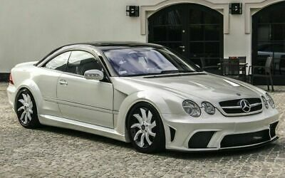 Karosserie-Kit MERCEDES BENZ CL W215 BLACK SERIES