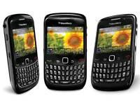 BlackBerry 8520 curve sim free