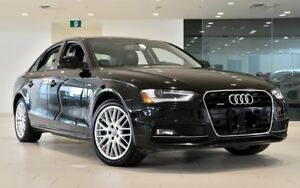 2016 Audi A4 Komfort plus MAGS, ROOF, SMART KEY