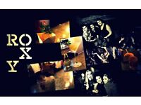 The Roxy recruits Part Time Bar Assistant and Part Time Cloakroom Attendant