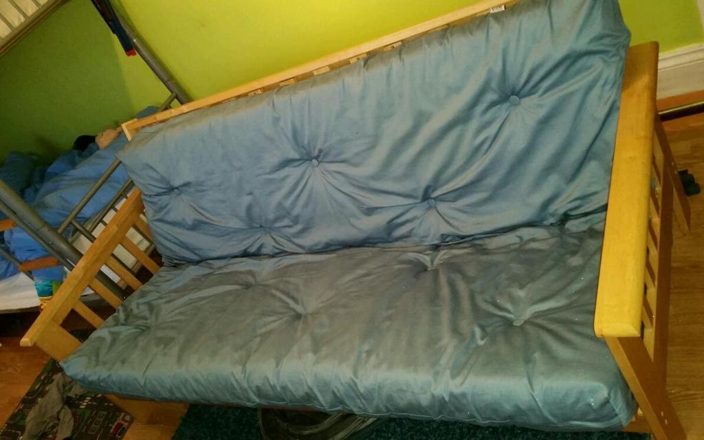 Argos Cuba Futon Sofa Bed