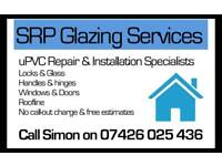 SRP Glazing Services Upvc window and glass repair specialist