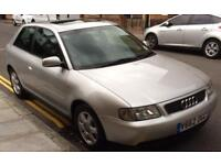 Audi A3 1.8 Sport 37000 Miles With MOT £1150 ovno