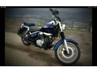 Suzuki Intruder 125 2002
