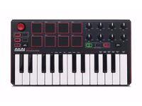 Selling brand new AKAI MPK midi keyboard